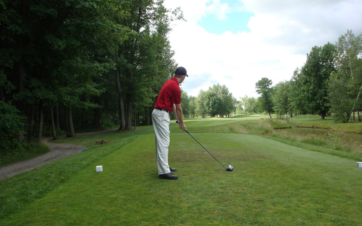 Golf And Shoulder Pain Know Your Treatment Options