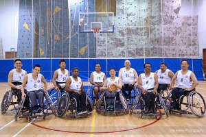 Singapore Wheelchair Basketball Team